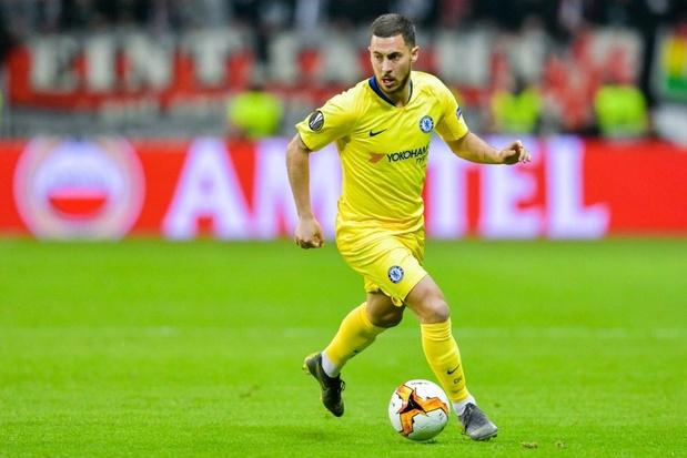 Arsenal verslaat Valencia met 3-1, Frankfurt en Chelsea spelen 1-1 gelijk