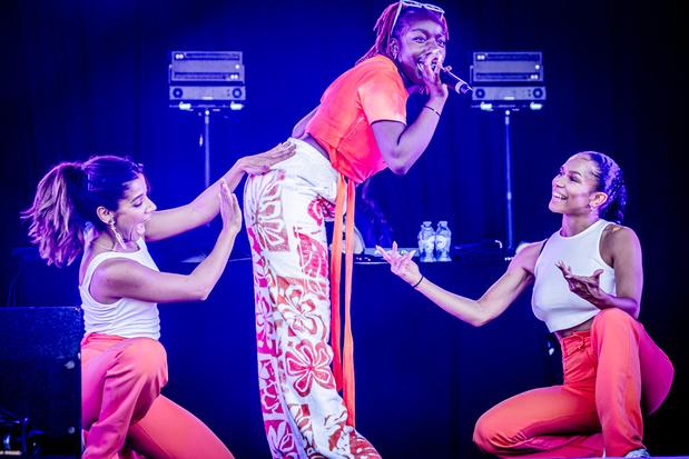 MC Yallah en Miss Angel op Boomtown: ook de toekomst van de hiphop is vrouwelijk