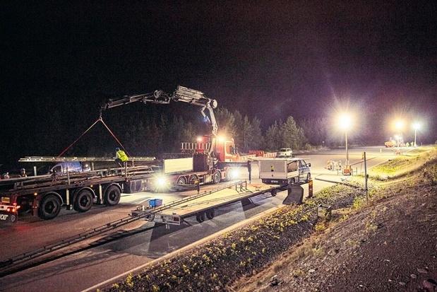 Où en est la route suédoise de rechargement des voitures électriques ?
