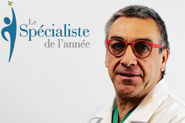Jean-Paul Lechat 'le Spécialiste de l'année'