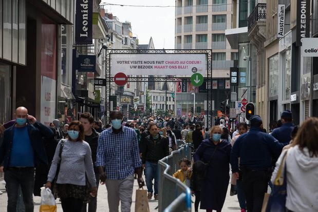 Belgische consument minder optimistisch