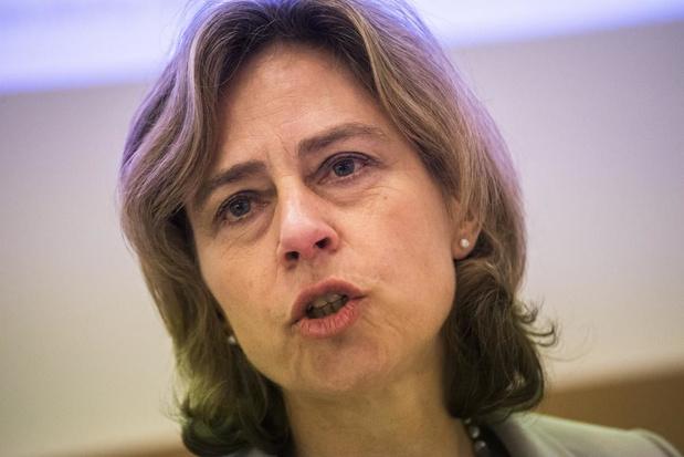 Dominique Leroy aan de slag bij Amerikaanse consultant