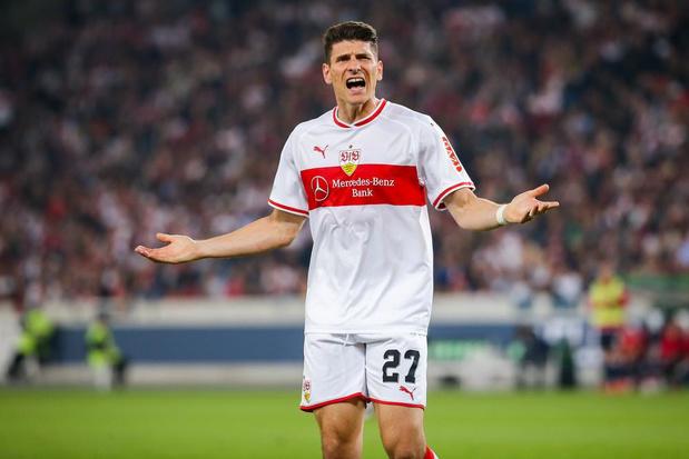 De val van VfB Stuttgart