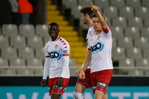 KV Kortrijk neemt in Play-Off II een optie op de finale