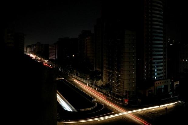 Opnieuw massale stroompanne in Venezuela
