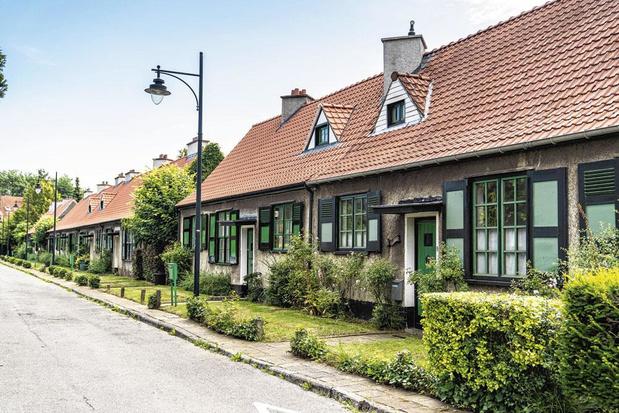 Dans l'utopie des cités-jardins bruxelloises