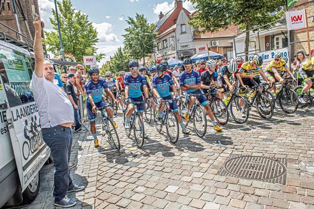 Michaël Van Staeyen knalt naar winst in GP Raf Jonckheere