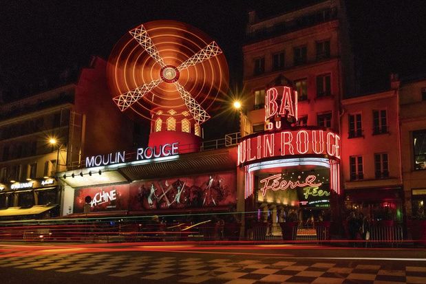 Le Moulin Rouge a 130 ans !