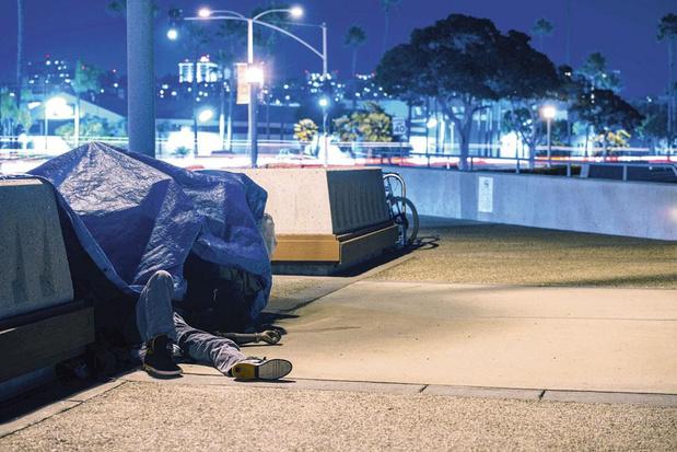 Daklozen op jongere leeftijd dement