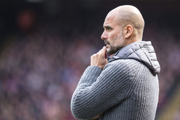 City rekent op Agüero in Manchesterderby
