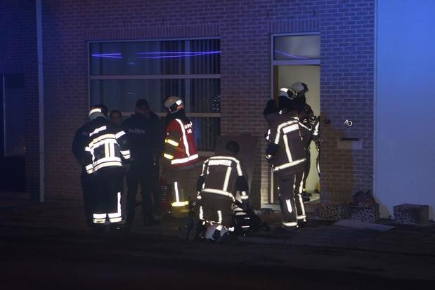 Elektriciteitskast ontploft in Harelbeke, woning tijdelijk onbewoonbaar