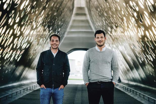 Antwerpse start-up Parkd helpt bedrijven parkeergeld van werknemers te betalen