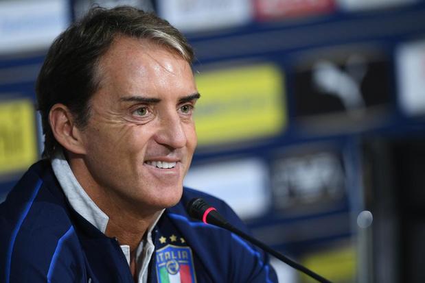 Roberto Mancini wekt Italië weer tot leven