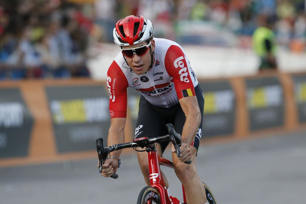 Jelle Wallays wint Parijs Tours