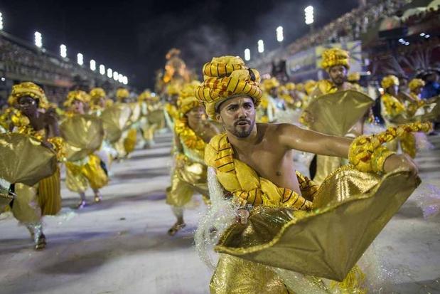 Le carnaval de Rio reporté sine die