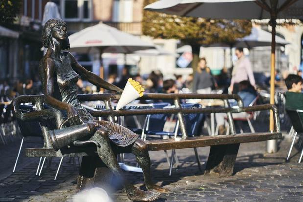Week van de Friet: meer goud op straat