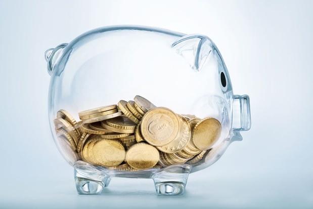 Spaargeld in 10 jaar 13 procent minder waard