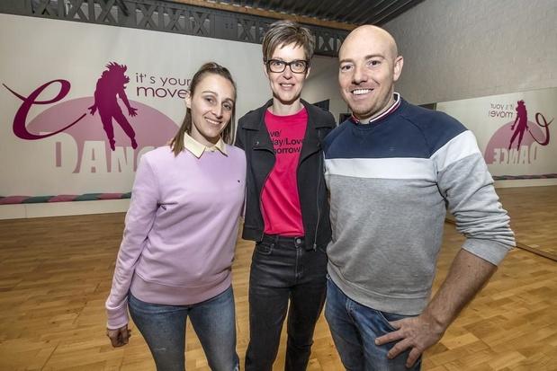 Hypnosis Dance Academy uit Roeselare wordt groenste dansschool van het land