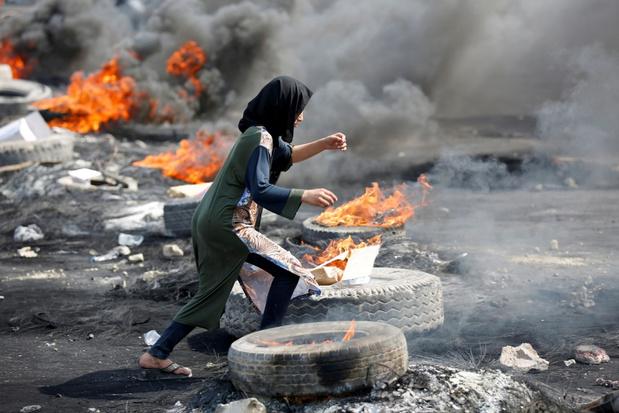 VN roepen op tot einde geweld nu bij Iraakse protesten bijna 100 doden zijn gevallen