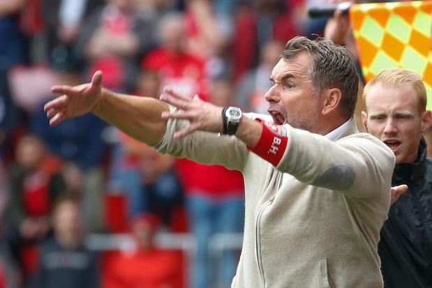 Bernd Hollerbach zet Mouscron naar zijn hand
