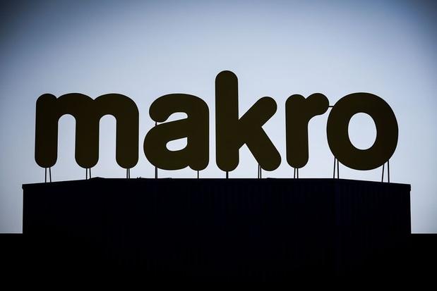 Makro in Machelen dicht door staking