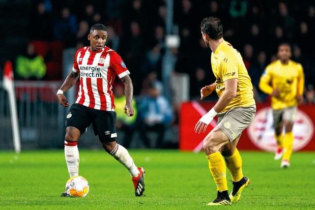 PSV is nog niet verlost van Ajax