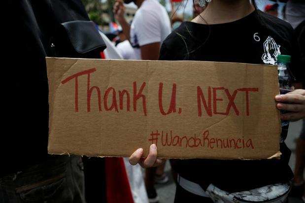 Justitieminister Wanda Vazquez wil geen gouverneur van Puerto Rico worden
