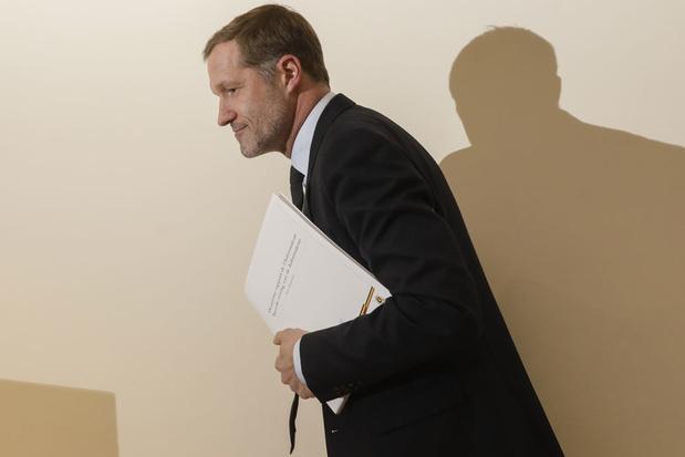 Magnette op bezoek bij De Wever