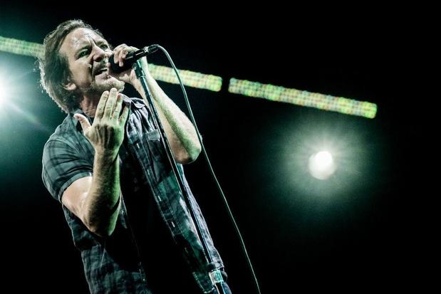 Pearl Jam opnieuw naar Rock Werchter