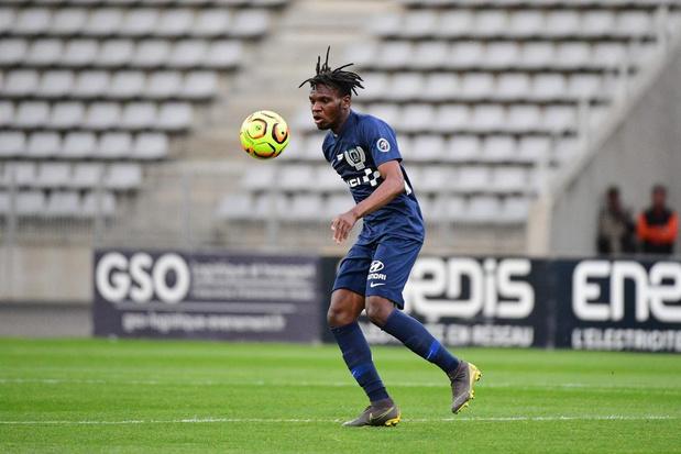 Cercle Brugge huurt Rominigue Kouamé van Rijsel
