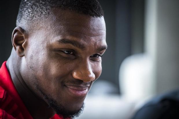Oulare klaar om te scoren voor Standard: 'Ik denk dat ik eindelijk verlost ben van alle ellende'