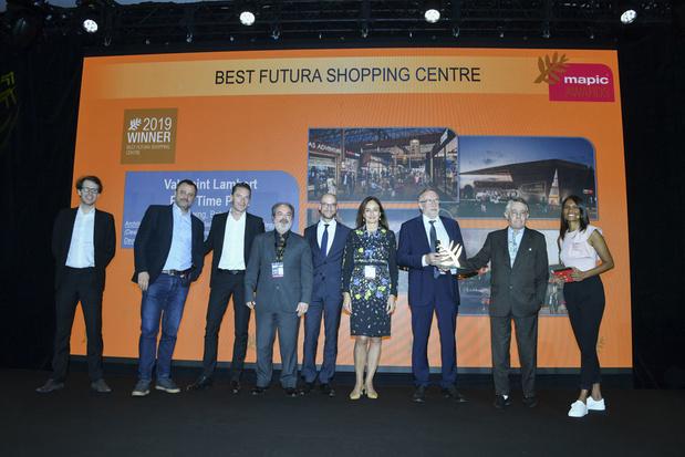 Renovatieproject Val Saint Lambert wint prestigieuze Mapic Award