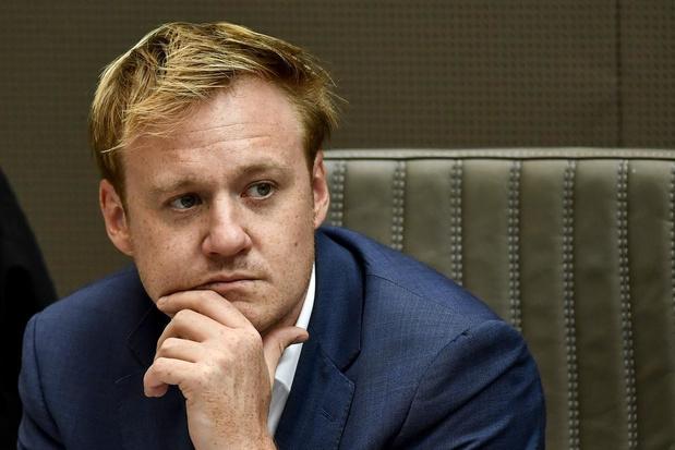Maxim Veys (sp.a) vreest dat aantal daklozen ook in Vlaanderen zal toenemen
