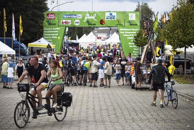 Le Gordel : Dilbeek-Dilbeek (100 km) en pro du vélo