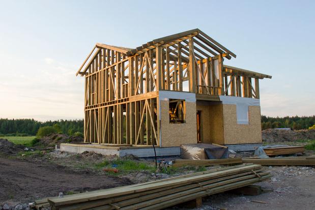 Ruim 40.000 nieuwe woningen op jaar tijd in Vlaanderen