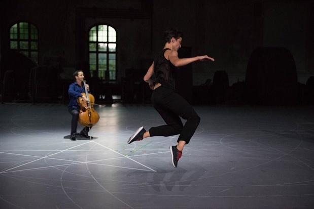 Anne Teresa De Keersmaeker toont de weg naar de perfectie in documentaire 'Mitten'