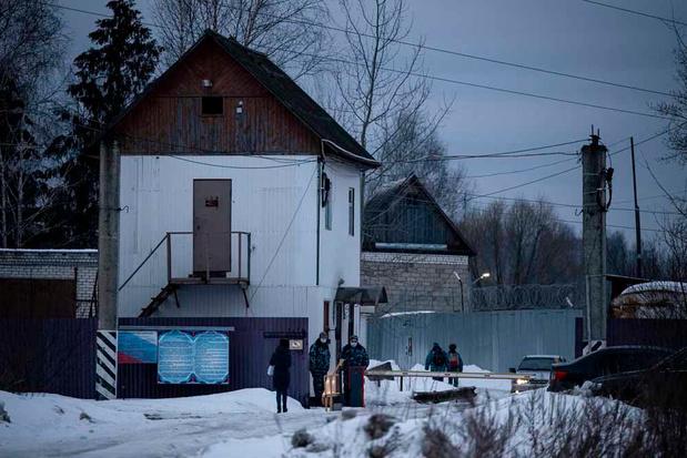 """La prison d'Alexeï Navalny, machine à """"briser"""" les détenus (en images)"""