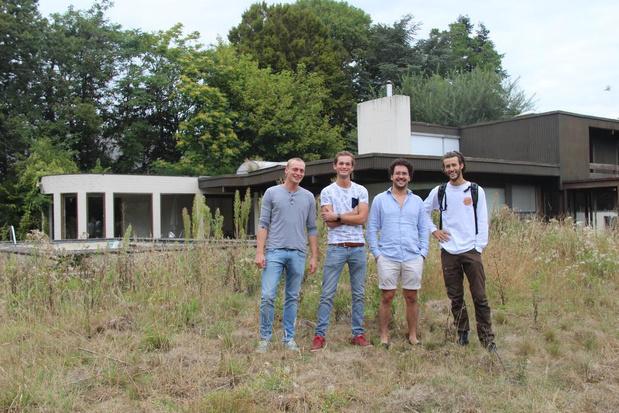 Vier Waregemse vrienden organiseren Nergens Open Air voor het eerst in openlucht