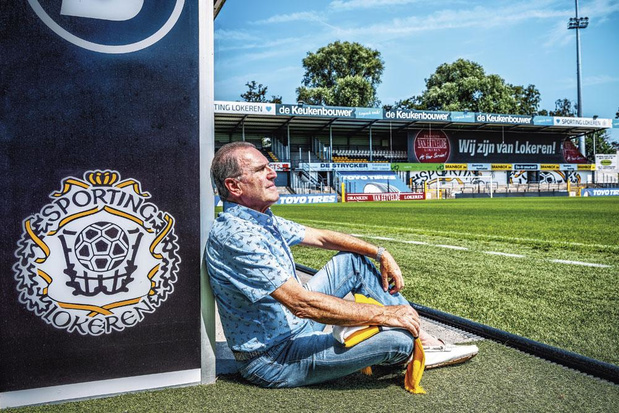 Nieuwe Lokerenpreses Louis de Vries: 'We gaan keihard werken, maar we gaan ons wel amuseren'