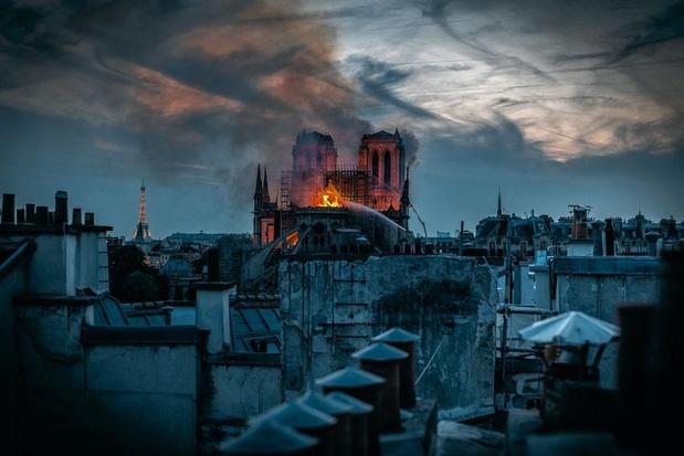"""Le milliard de dons pour Notre-Dame fait débat dans la France des """"gilets jaunes"""""""