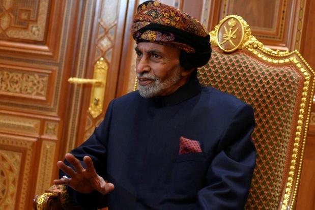 Sultan van Oman overleden, neef volgt hem op