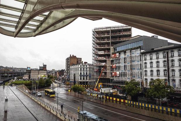 Immo: Liège n'a jamais pu compter sur un parc de bureaux digne de ce nom... jusqu'à présent