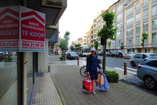 """Kortrijk bindt strijd aan met 'baanwinkels': """"We moeten weer dé shoppingstad worden"""""""