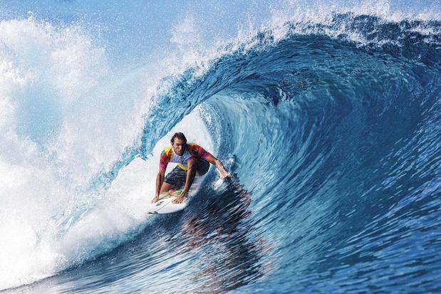 Tahiti douche