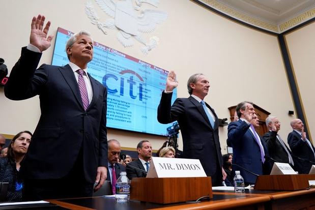 'De bankenhaat maakt Amerikaanse politici blind voor hun verantwoordelijkheid'