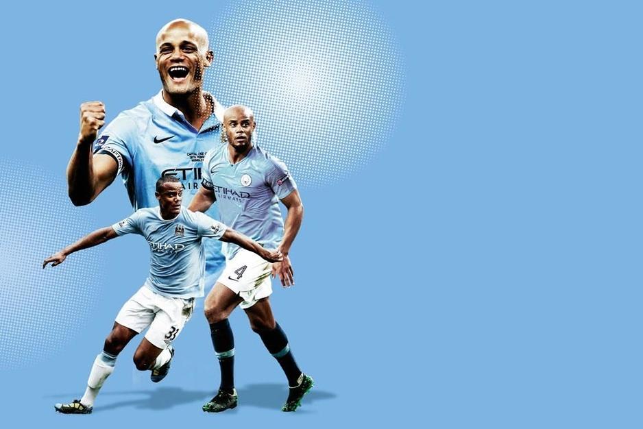 Vincent Kompany: hoe hij een icoon werd bij Manchester City