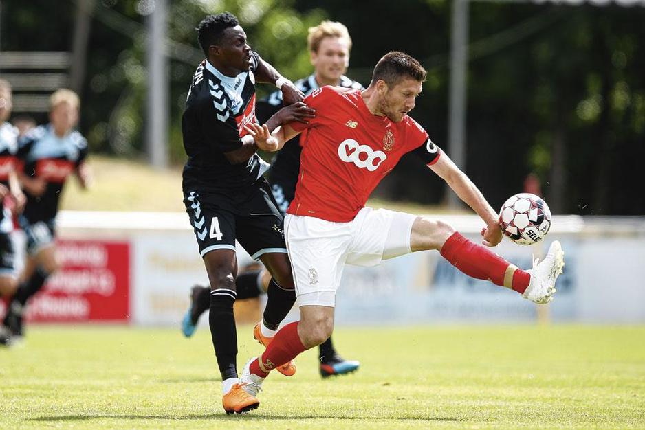 Sébastien Pocognoli niet meer gewenst bij Standard