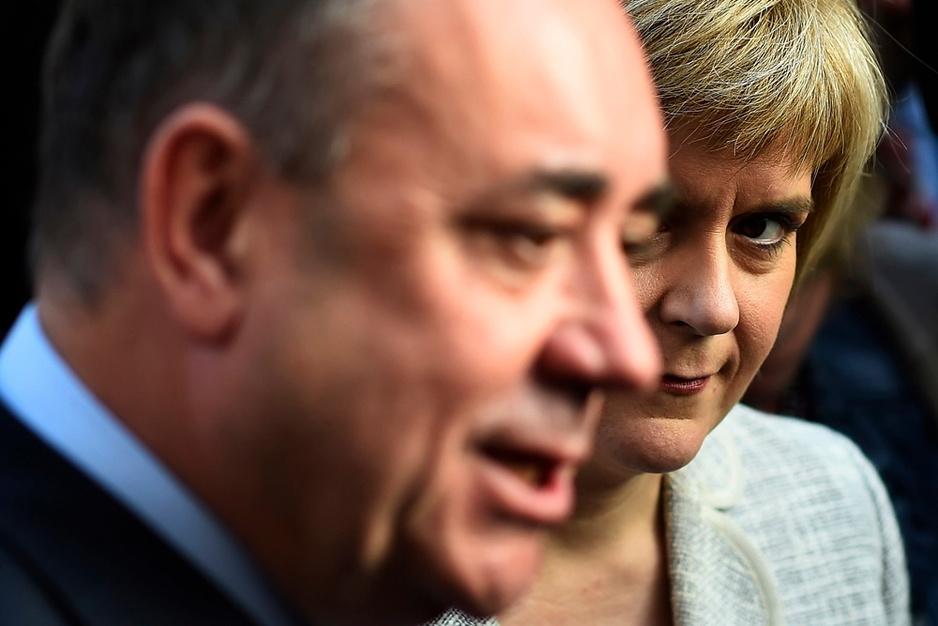 Koningsdrama in Schotland brengt first minister in de problemen