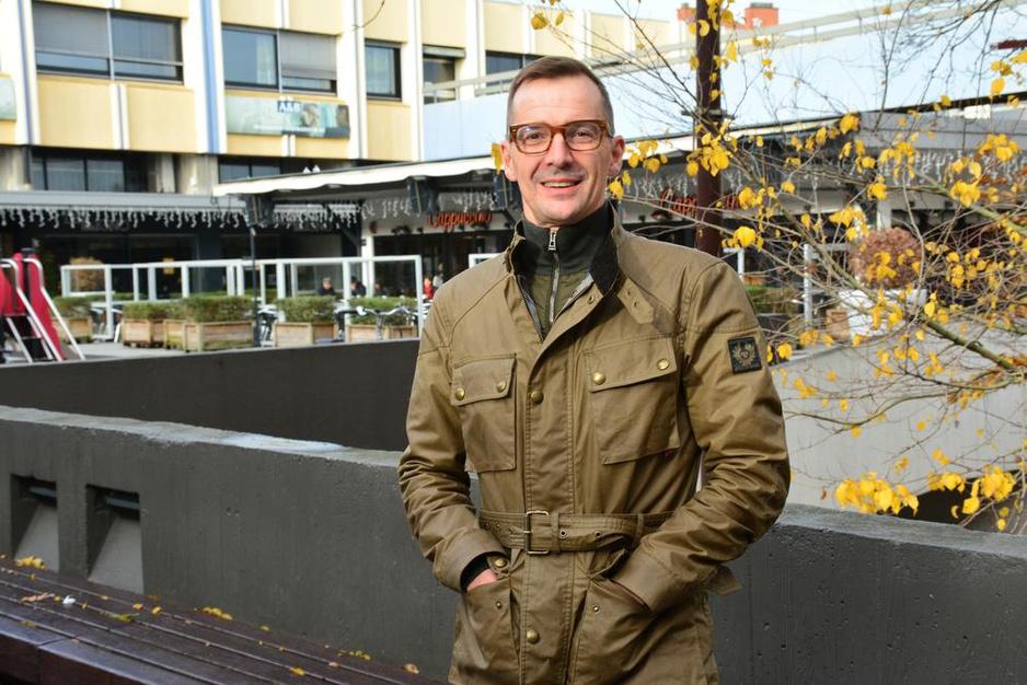 """Architect Tim Wielfaert: """"Schaalvergroting is ook in onze wereld erg belangrijk"""""""