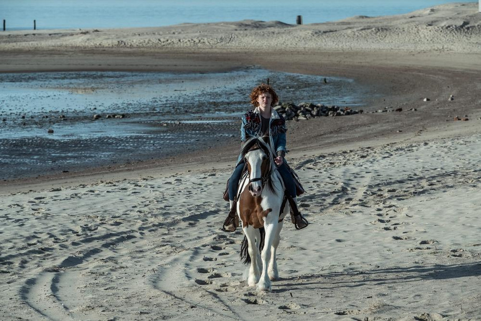 "Anne-Laure Vandeputte: ""Er zit flink wat vlees aan mijn rol in 'Grenslanders'"""